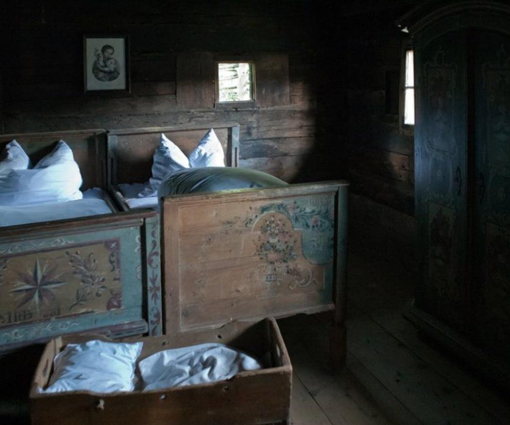 La cama y sus orígenes