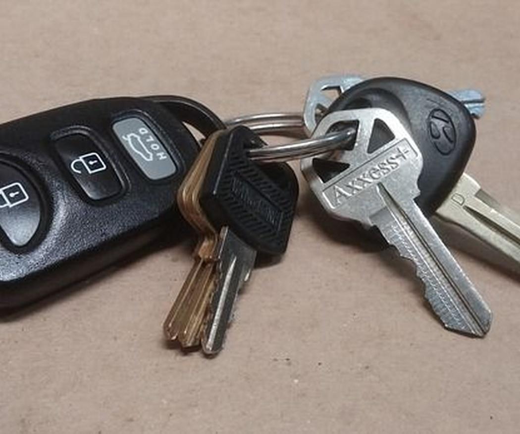 ¿Cubre el seguro la pérdida de las llaves?