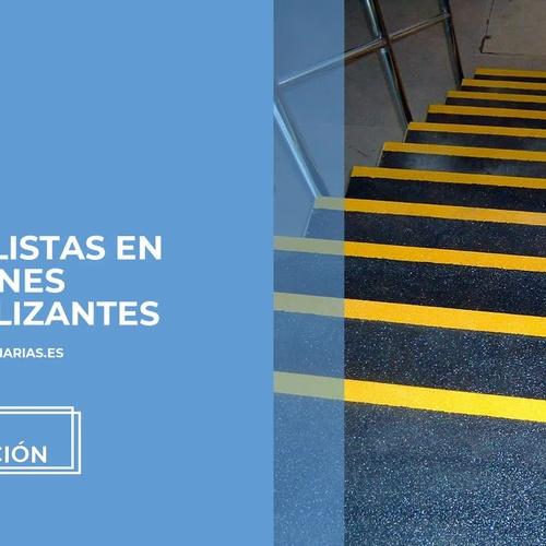 Productos antideslizantes en Canarias | Technogrip Canarias