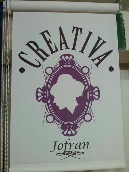 Estores decorativos: Catálogo y Servicios de Creativa Jofrán, de Jofrán Tapicería