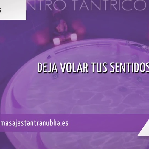 Masajes eróticos en Málaga | Tantra Nubha