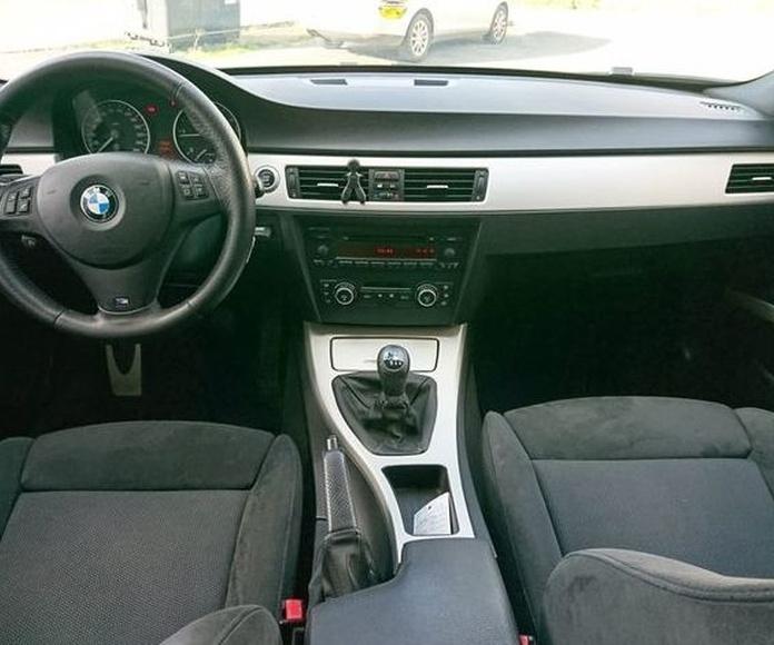 BMW 320d M INTERIOR Y EXTERIOR : Compra venta de coches de CODIGOCAR