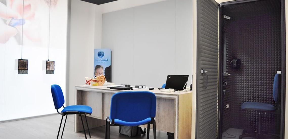 Centro auditivo de confianza en Barcelona