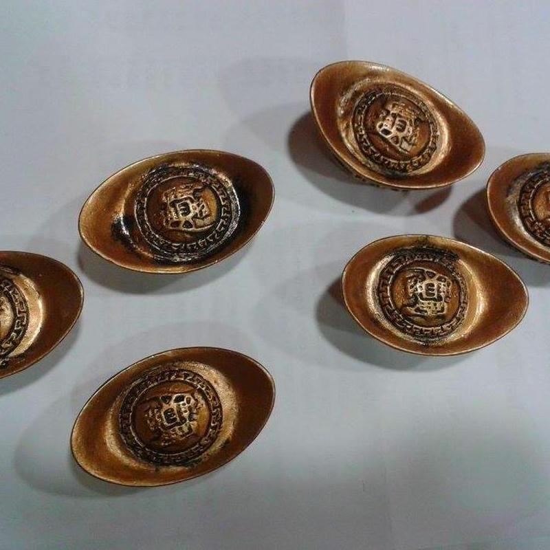Lingotes de oro: Cursos y productos de Racó Esoteric Font de mi Salut