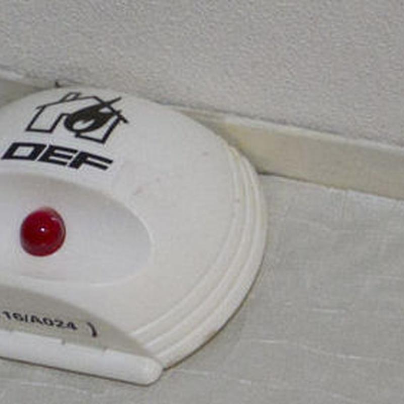 Detección de monóxido de carbono : Servicios de Instalaciones Eléctricas Davó