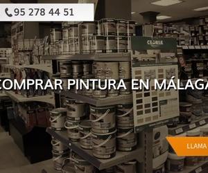 Pinturas, barnices y papeles pintados en San Pedro Alcántara | Pinturas López Martos