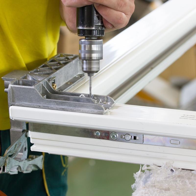 Carpintería de aluminio y pvc: Servicios de Alfervi