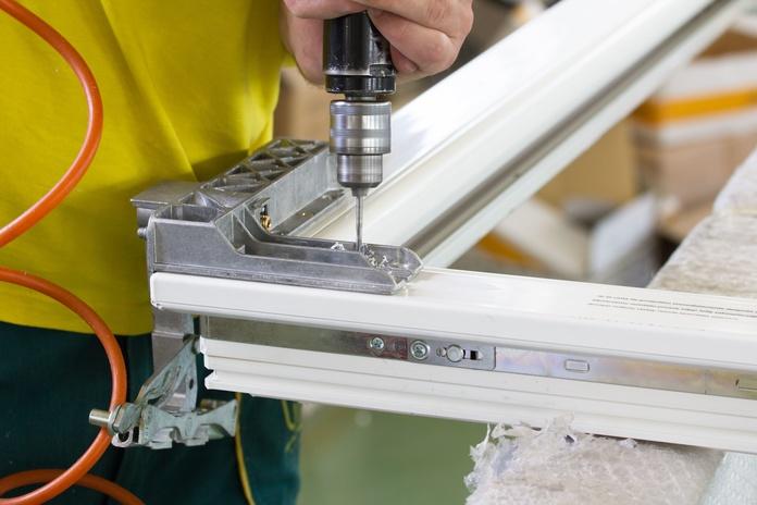 Fabricación de ventanas y persianas