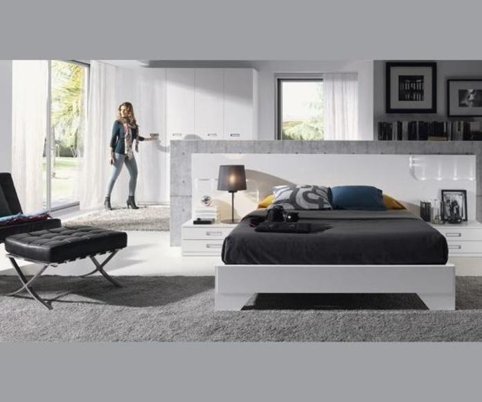 Habitación de matrimonio: Nuestros Productos de Mobles Larrull