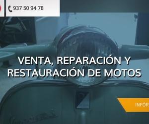 Motos NSU en la Sagrada Familia de Barcelona | FX Motos