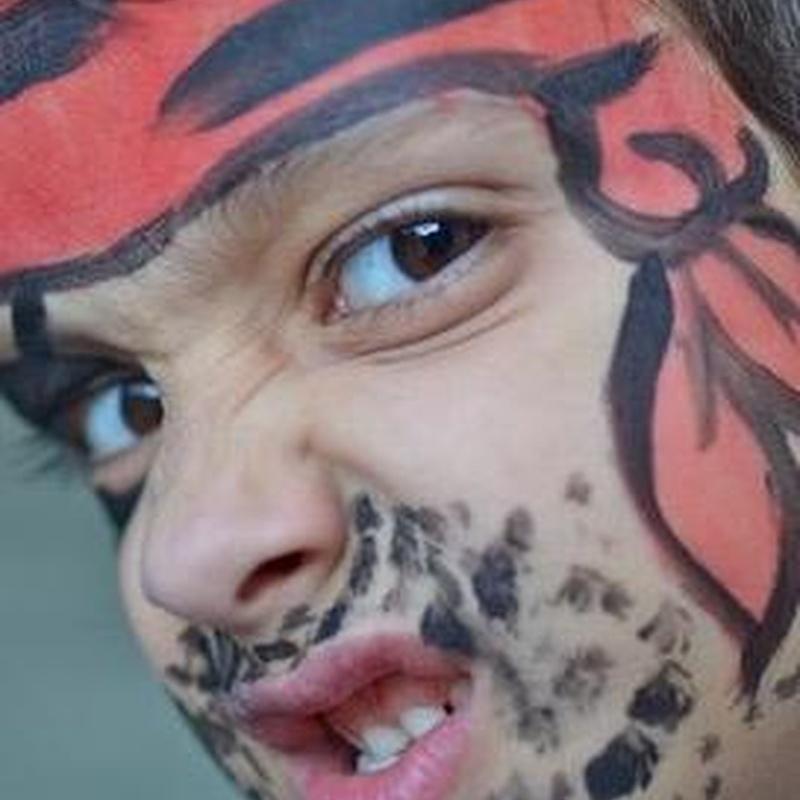 Piratas, egipcios, rockeras, princesas, hadas, ...
