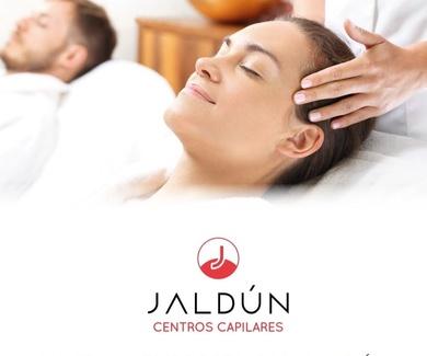 Promoción Tratamiento capilar Jaldún