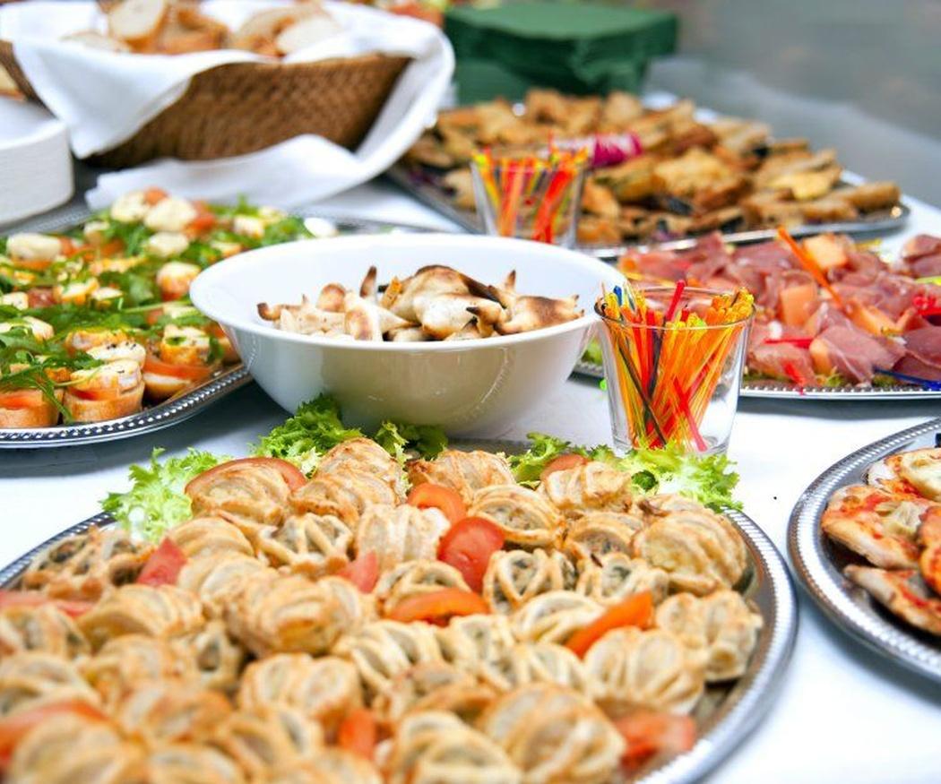 Ventajas del catering para eventos