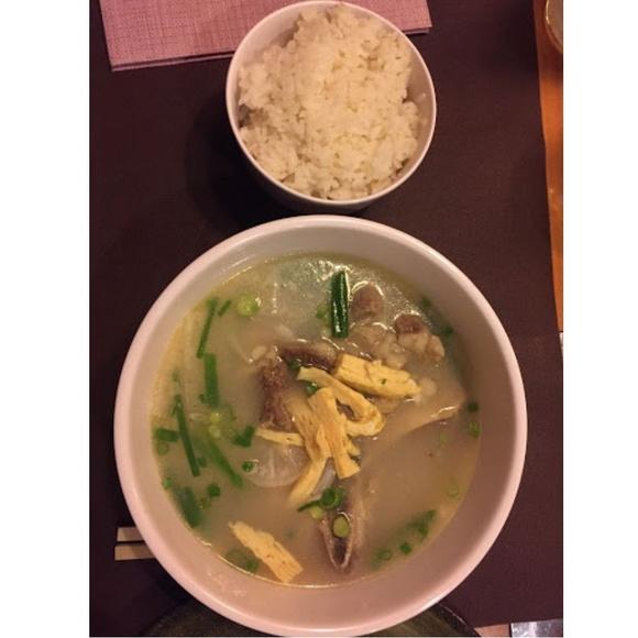 Platos: Productos y servicios de Restaurante Haninjung