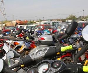 Desguace de Motocicletas y Ciclomotores en Murcia
