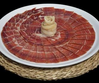 Restaurante - Carta: Servicios de Remaes Gastrojamón