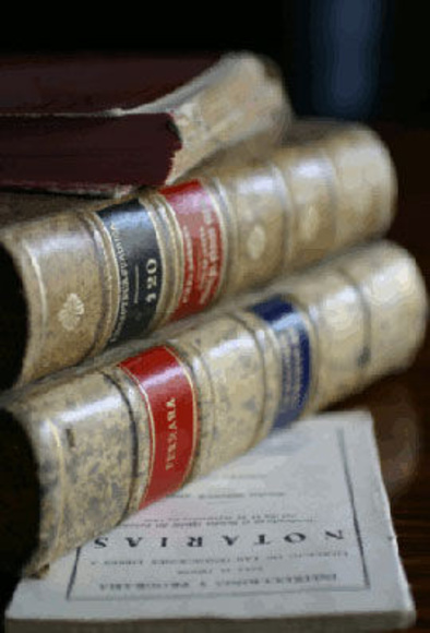 Poderes Generales: Servicios de Notaría D. Luis Garay Cuadros
