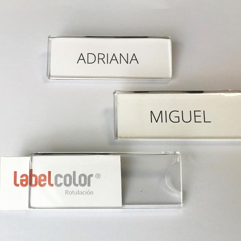 Placas identifivas Labelcolor: Productos y Servicios de Labelcolor