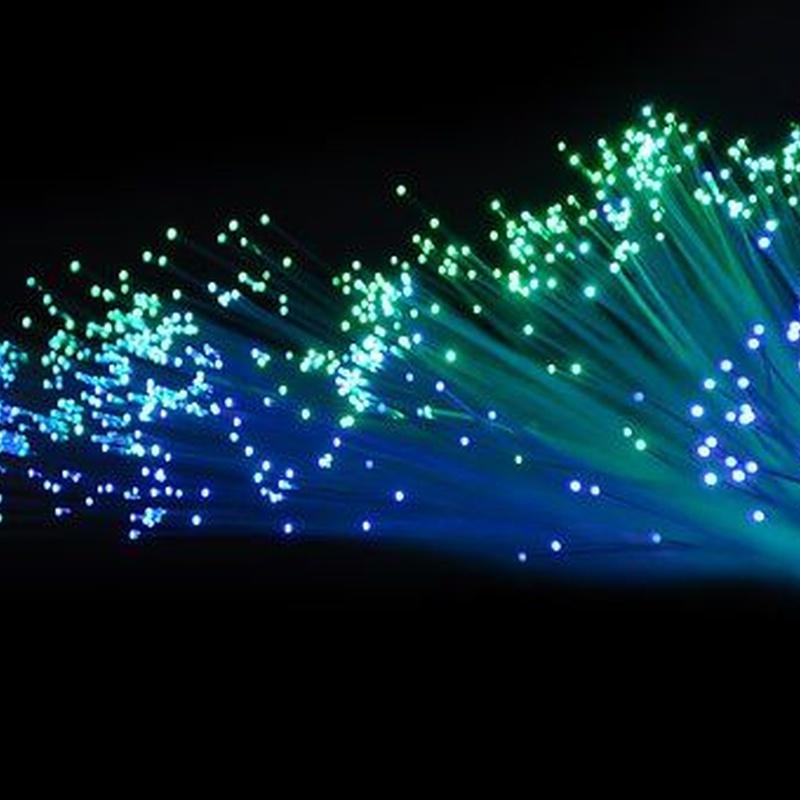 Fibra óptica: Servicios de Tecnicom