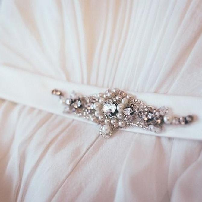 Cómo conservar impecable tu vestido de novia
