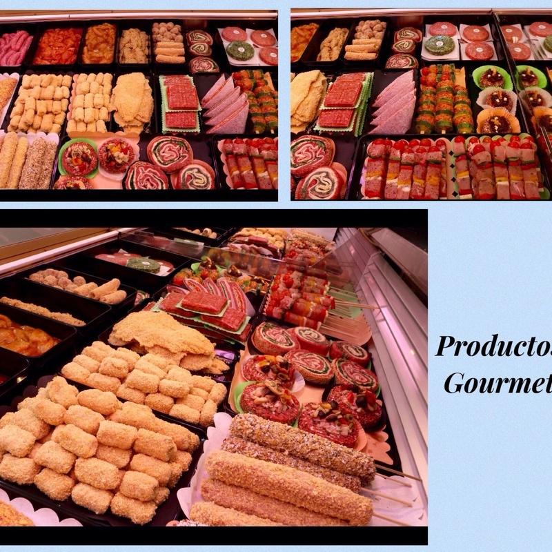 Productos gourmet: Catálogo of Carnicería Alfonso