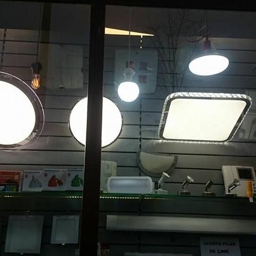 Iluminación led en Arganzuela, Madrid