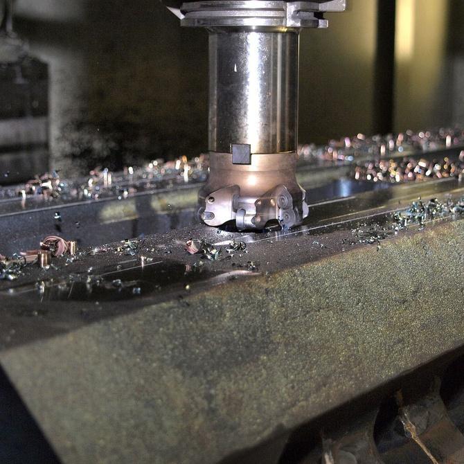 Las propiedades del grafito para el mecanizado