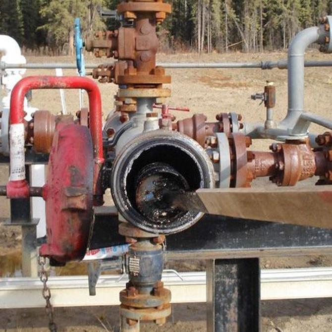 Un moderno sistema para limpiar tuberías