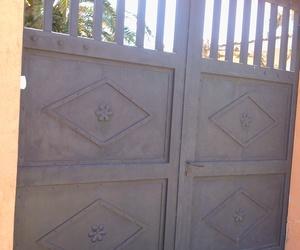 Puertas metálicas en Valls.