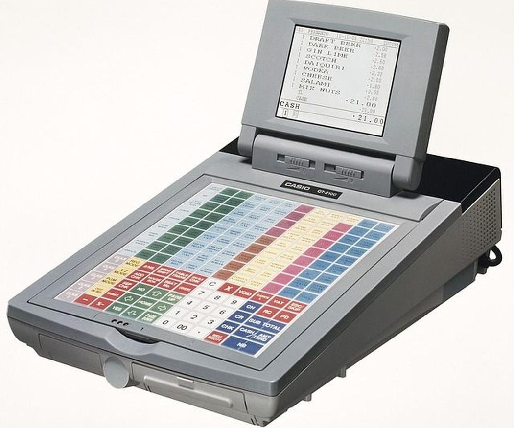 Ventajas de instalar una caja registradora en tu negocio