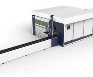 Máquina láser de corte por fibra HS-G3015E-F60 para tubos de metal