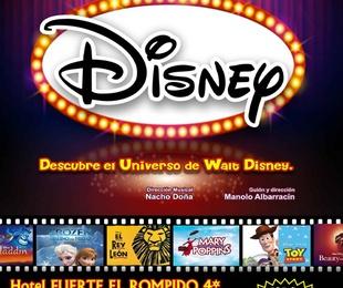 Descubre el Universo de Walt Disney