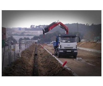 Trabajos: Servicios de Excavaciones y Transportes Hermanos Morillo