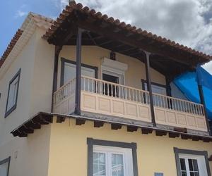 Restauración de balcón canario Tenerife