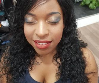 Uñas de gel y permanentes: Servicios de Afro Tina Granada