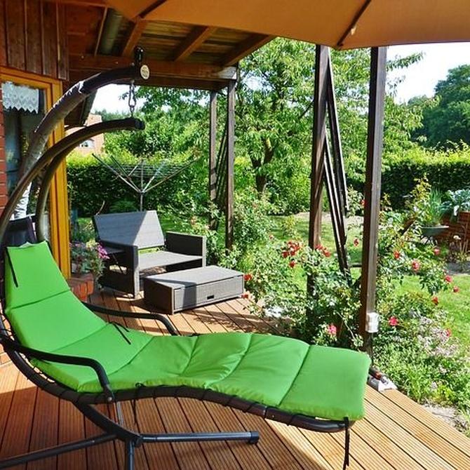 ¿Qué mantenimiento necesita la madera de la terraza?