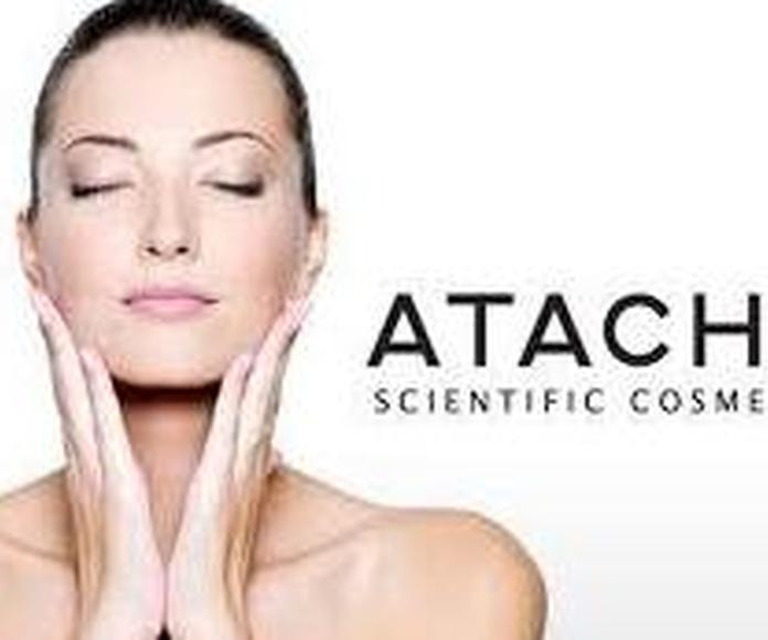 Atache scientific cosmetic. Asia peluquería Almería