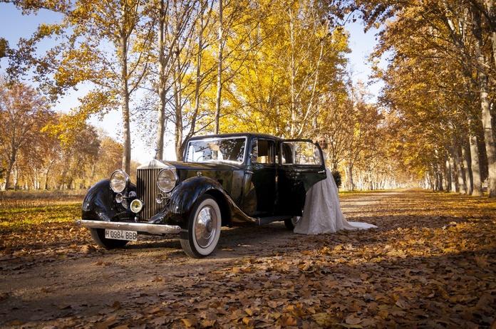 Rolls Royce 25/30 de 1937