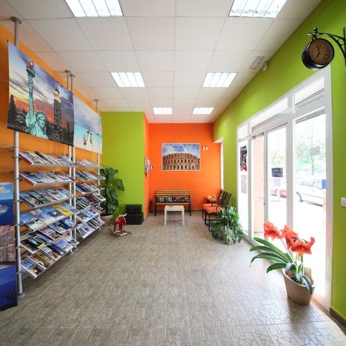 Agencia de viajes en Sevilla