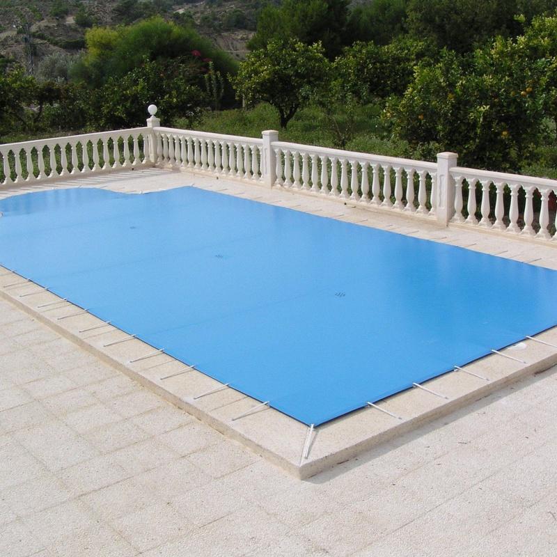 Lonas para piscinas: Catálogo de ECO Toldos y Persianas