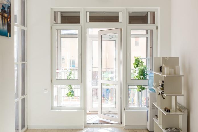 Puertas y ventanas: Productos y servicios de Aluminio y Cristal Aluan