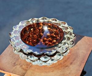 Bowl de cristal de Murano diseño Ercole Barovier