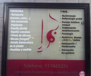 Galería de Podólogos en Majadahonda | Sánchez Podólogas