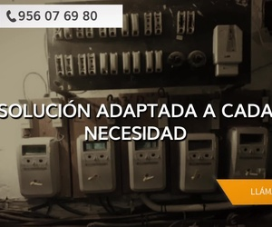 Material eléctrico en Cádiz | Elegades