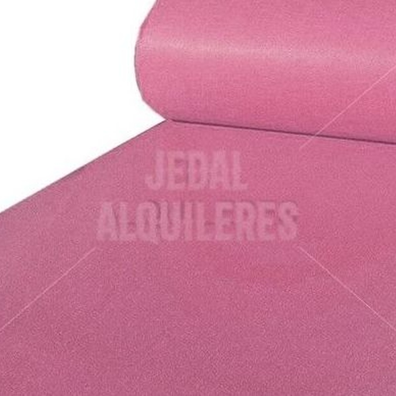 MOQUETA ROSA CLARO: Catálogo de Jedal Alquileres