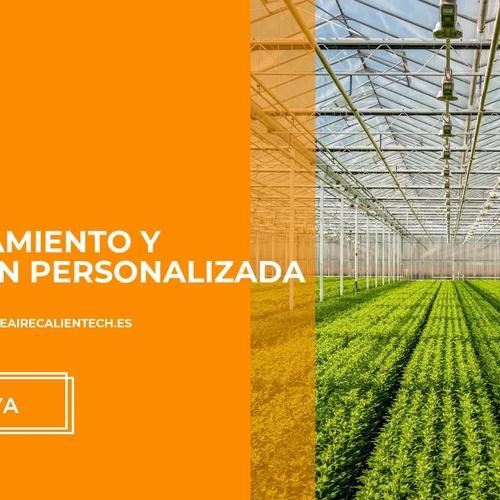 Calefacción industrial en Valladolid   Carlos Hernansanz