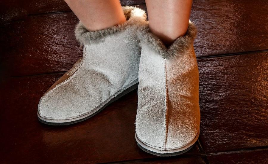 Cuida tus pies en invierno