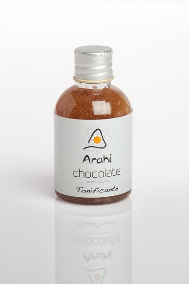 Minipets jabón líquido de aceite de oliva con chocolate: Productos de Arahí