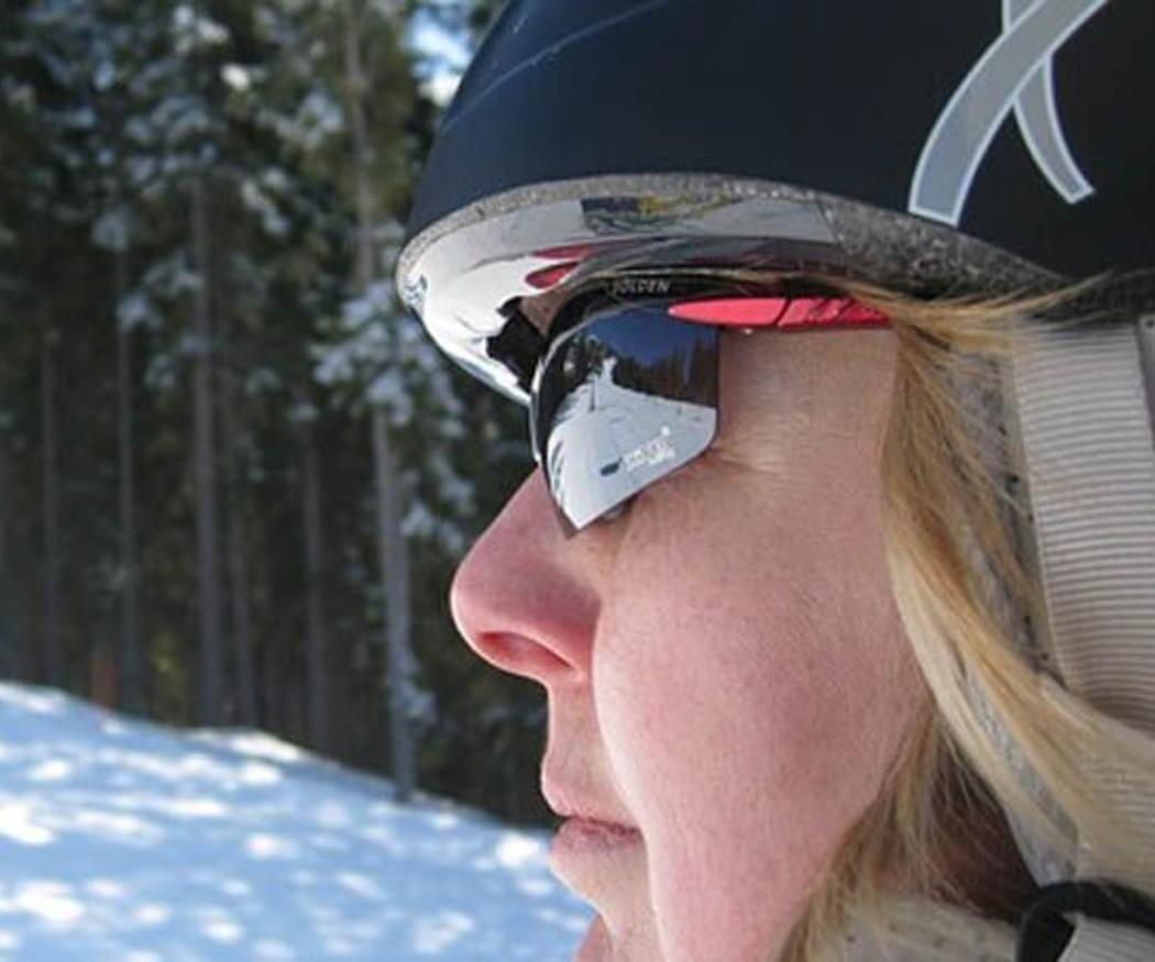 Protege tus ojos para disfrutar de la nieve