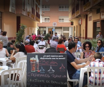 Vinos y Quesos: Servicios de Cervecería Tapería Cuatro Bellotas
